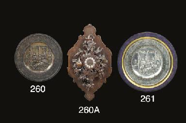 A Victorian Elkington silver p