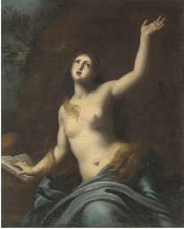 Saint Mary Magdalene in the Wi