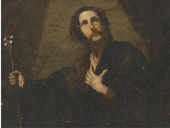 Saint Joseph and his flowering