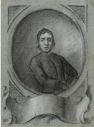 Portrait of an ecclesiastic, b
