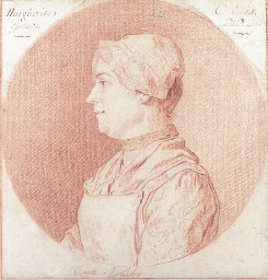 Portrait of Marguerite Carbois