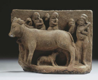 an indian, gupta period, sands