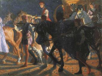 Scena Medioevale