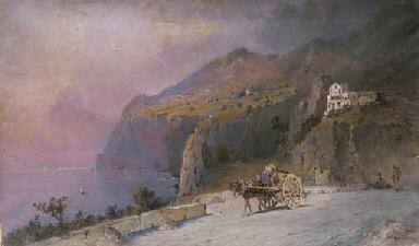Strada della Costiera Amalfita