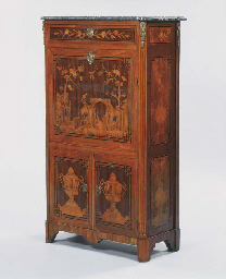 A Louis XVI ormolu-mounted, ki