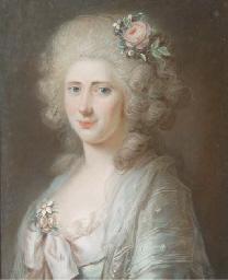 Portrait of Sophie Friederike