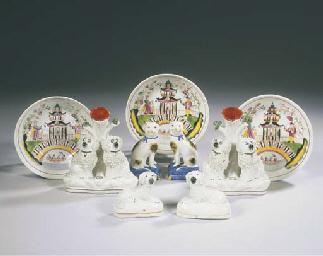 (11) Eleven ceramic collectabl