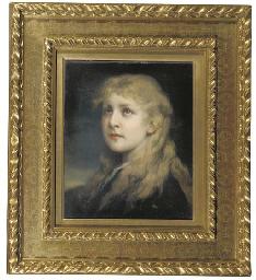 A blond maiden