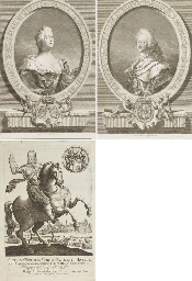 A collection of 33 engravings