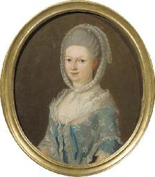 Portrait of Luise Ernestine Fe