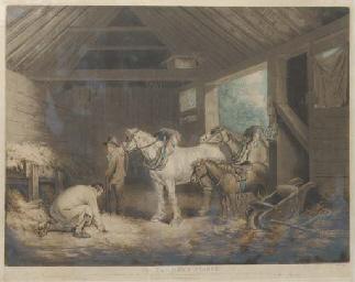 The farmer's stable