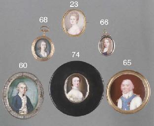 Nathaniel Hone, 1750