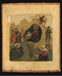 the nativity of Christ