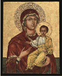 The Mother of God Hodegitria