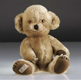 A Merrythought Cheeky teddy be