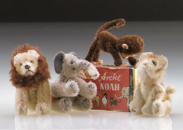 Schuco Noah's Ark wild animals