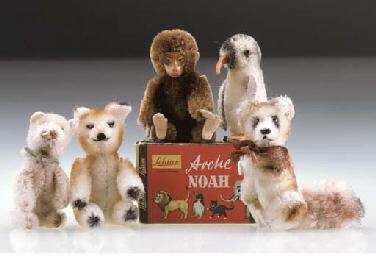 Schuco Noah's Ark Animals