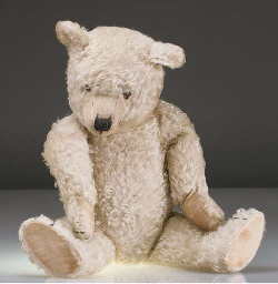 A Chiltern teddy bear
