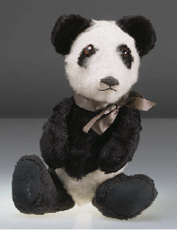 A Chad Valley Panda