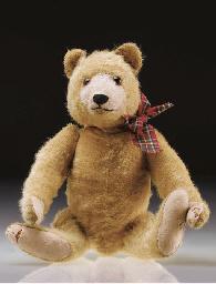 A rare Steiff Dicky bear