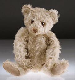 A rare Steiff Teddy Rose