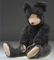 An unusal French teddy bear