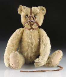 A rare Steiff teddy bear with