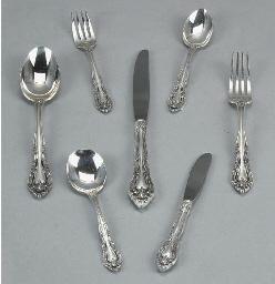 Servizio in argento