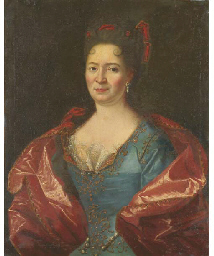Portrait de femme en buste
