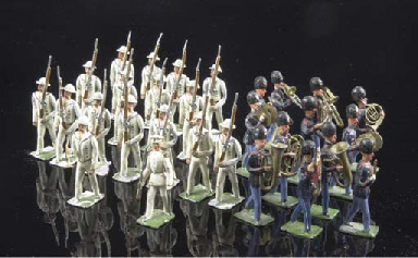 Heyde US Infantry