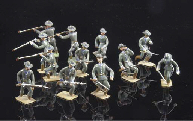 Heyde Colonial Infantry