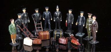Rare Britains 1R Railway Set