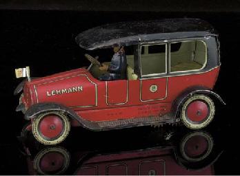 A Lehmann clockwork EPL No. 67