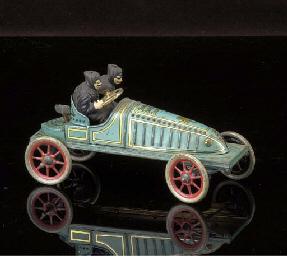 A Günthermann clockwork 'Coupe