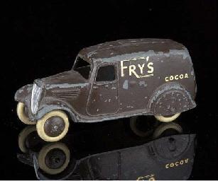 A pre-war Dinky 2nd type 28s '