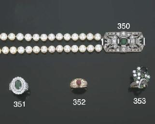 Collana in perle coltivate con