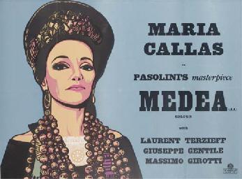 Maria Callas/Medea