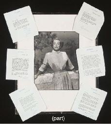 Joan Crawford/Hall Bartlett