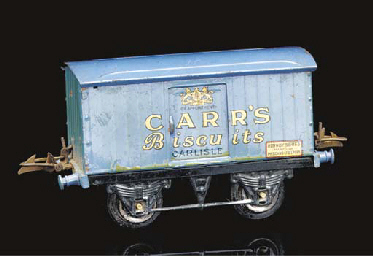 Hornby Series Carr's Biscuits