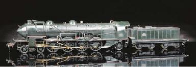 A Fournereau French three-rail