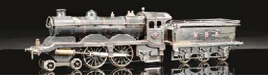 A rare Birmingham Model Co. 'T