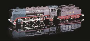A rare pre-war  Märklin HR700.