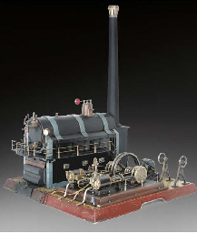 A rare Märklin demonstrational