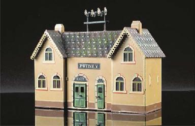 A Märklin Putney Station Build