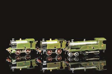 Hornby Series GW Clockwork Loc