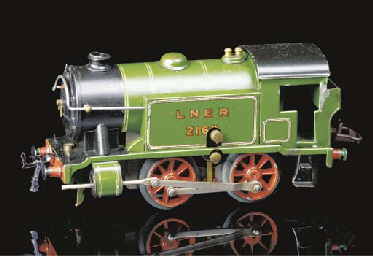 A Hornby Series EP M1/6 Electr
