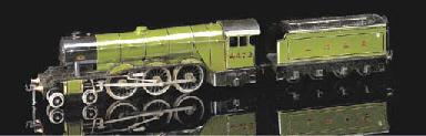 A Bassett-Lowke Electric 4-6-2