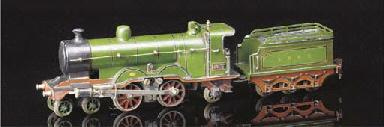 A Märklin Electric LNER 4-4-2