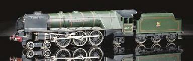 A Bassett-Lowke Electric BR 4-