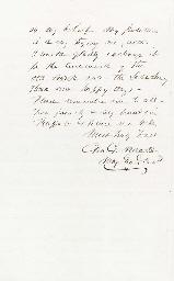 [CIVIL WAR]. MEADE, George Gor